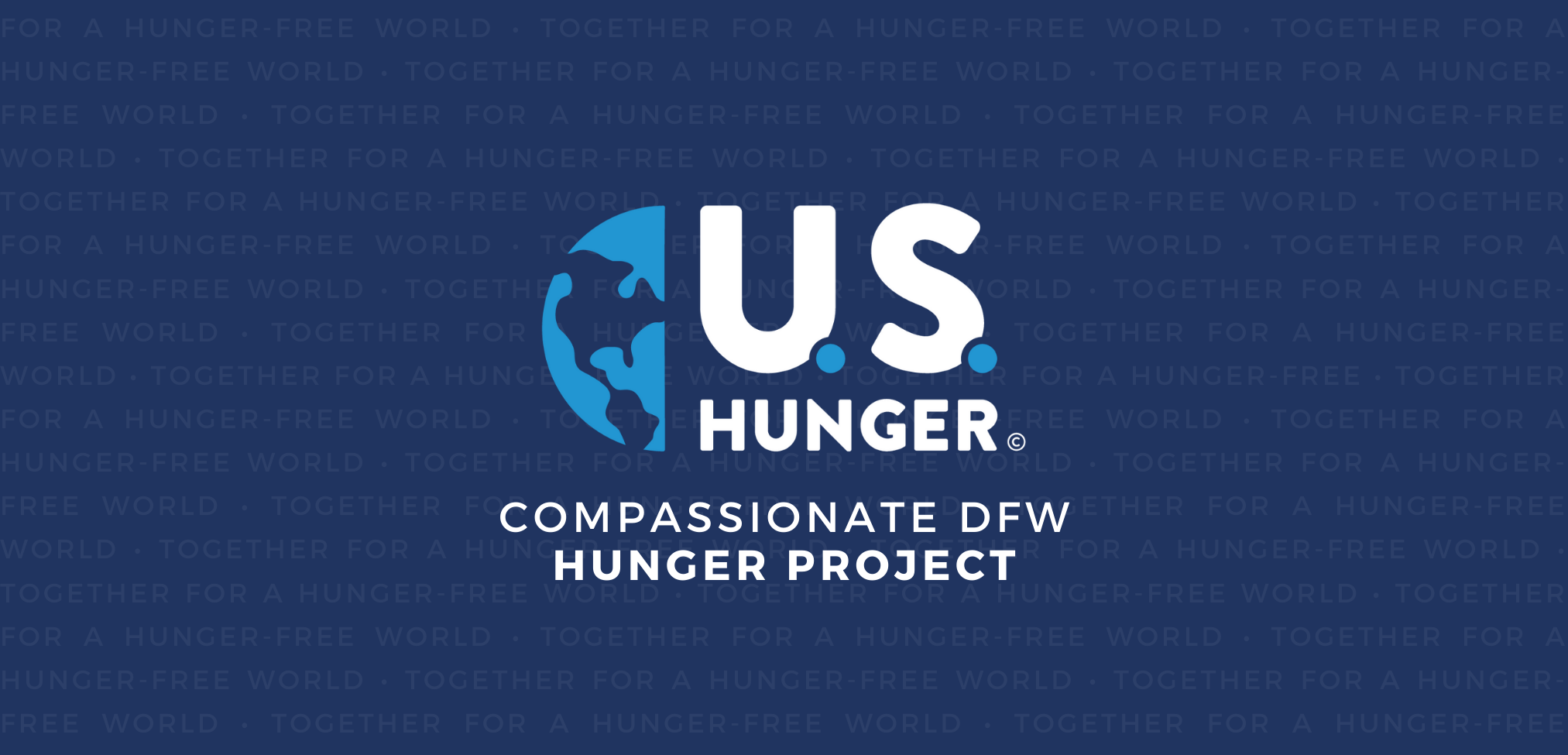compassionate dfw graphic for meal packaging event